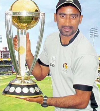 Vikrant Shetty (Cricketer)