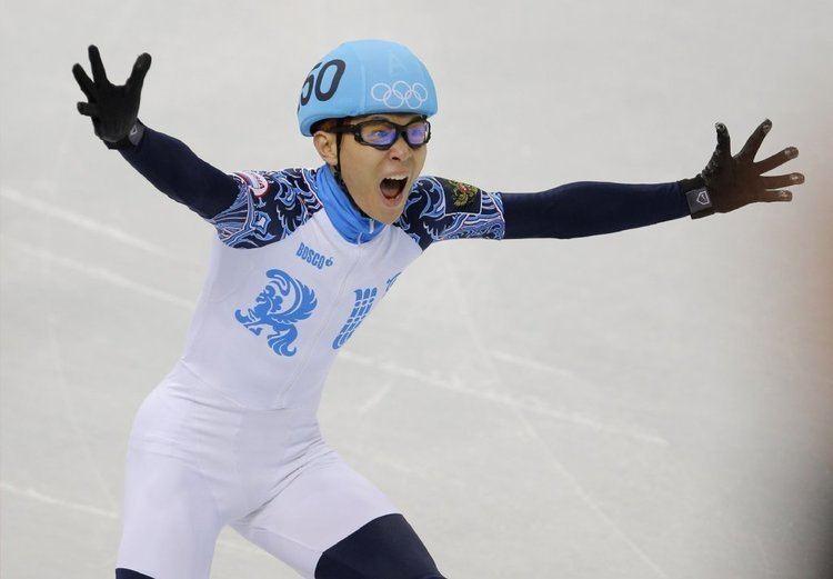 Viktor Ahn Sochi Olympics Viktor Ahn wins gold in men39s shorttrack