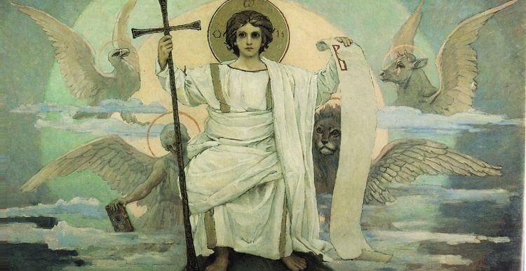 Viktor Vasnetsov God Son Viktor Vasnetsov WikiArtorg