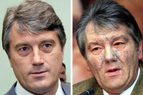 Viktor Yushchenko Viktor Yushchenko Every politician in Ukraine who turns to the