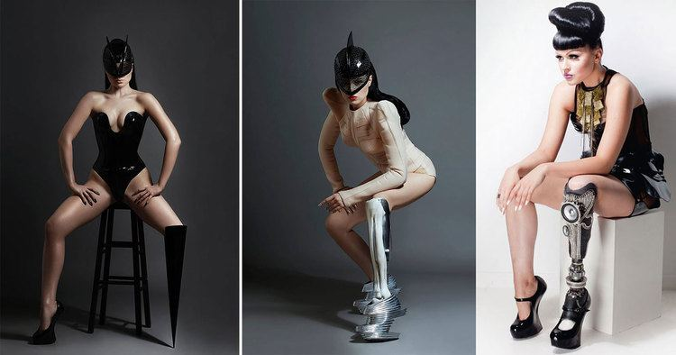Viktoria Modesta 7 Disabled Models That Are Slaying Kylie Jenner NUBI