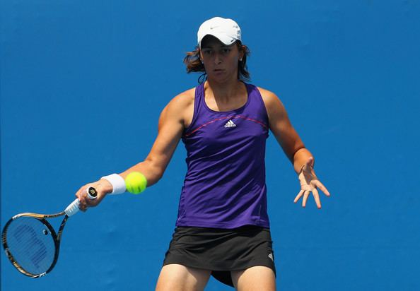 Viktorija Rajicic Viktorija Rajicic Pictures 2011 Australian Open Day 4