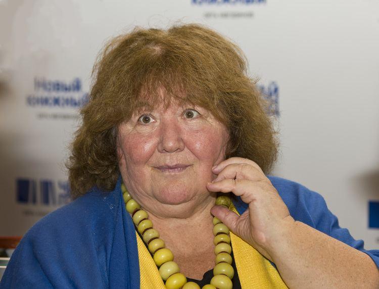 Viktoriya Tokareva Wiktorija Samoilowna Tokarewa Wikipedia