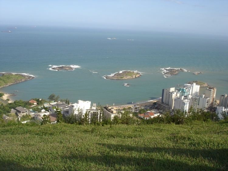 Vila Velha in the past, History of Vila Velha