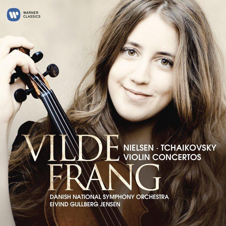 Vilde Frang Vilde Frang Elvind Gullberg Jensen Danish Radio Symphony