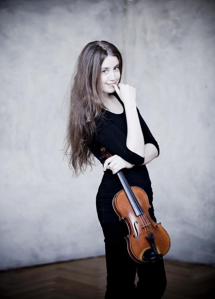Vilde Frang Vilde Frang Violin Nordic Artists Management