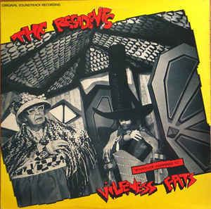 Vileness Fats The Residents Whatever Happened To Vileness Fats Vinyl LP