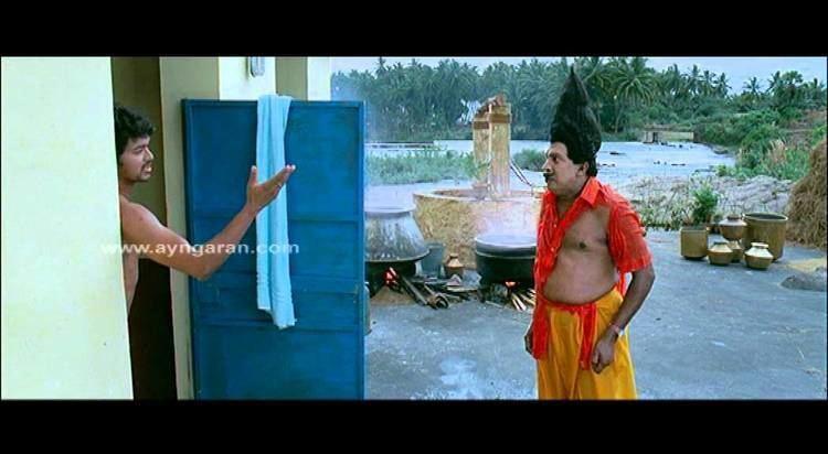 Villu (film) movie scenes Super Hit Vijay comedy Scene from Villu Ayngaran HD Quality