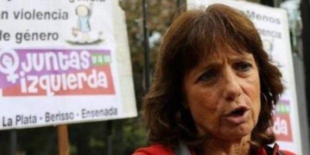 Vilma Ripoll Vilma Ripoll anunci que ser candidata a senadora de Izquierda al