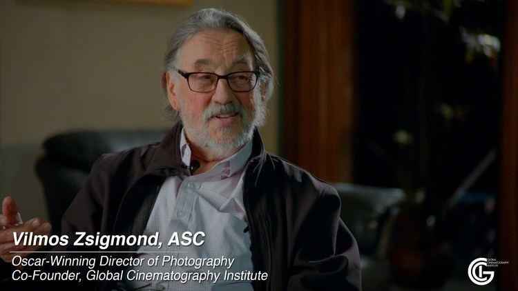 Vilmos Zsigmond Advice for Young Cinematographers with Vilmos Zsigmond ASC YouTube
