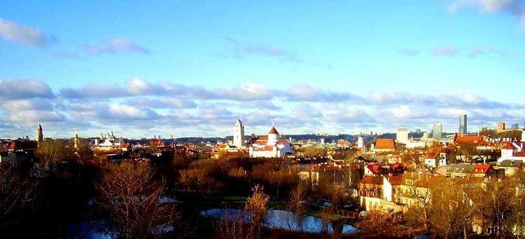 Vilnius Beautiful Landscapes of Vilnius