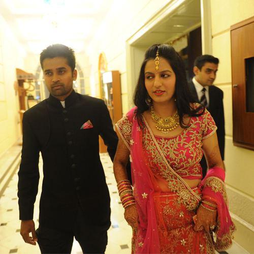 Vinay Kumar (Cricketer) family