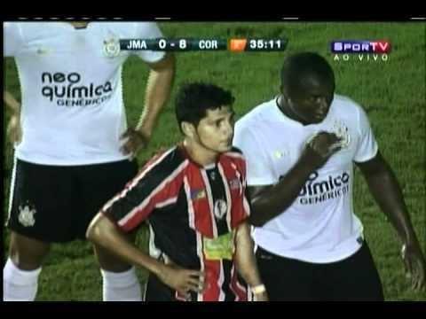 Vincent Bikana Vincent Bikana Copa S Paulo de Futebol Jnior YouTube
