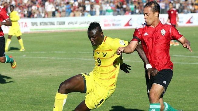 Vincent Bossou Libya sink Togo39s qualification hopes FIFAcom
