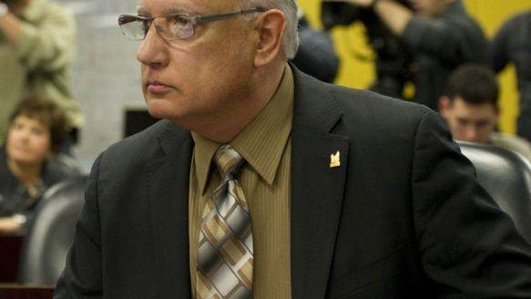 Vincent Crisanti Vincent Crisanti reclaims seat in Ward 1 North Etobicoke