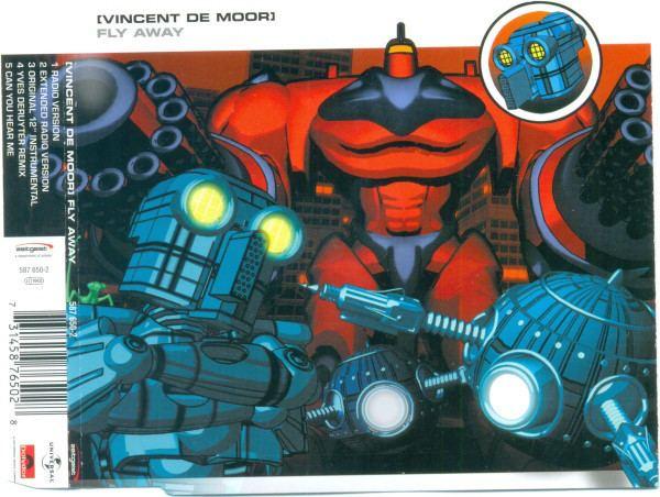 Vincent de Moor Vincent De Moor Fly Away CD at Discogs
