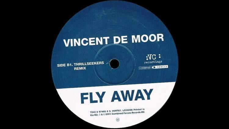 Vincent de Moor Vincent De Moor Fly Away Thrillseekers Remix VC Recordings