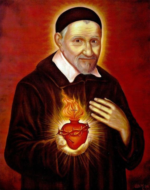 Vincent de Paul St Patrick39s The Society of St Vincent de PaulLitany of