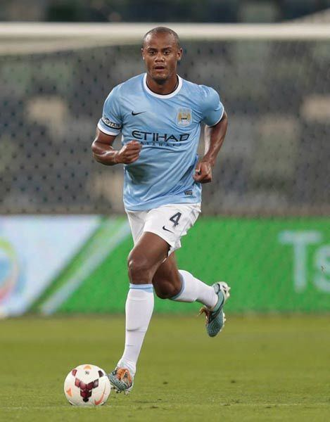 Vincent Kompany Things To Know About Vincent Kompany Football Facts Photos
