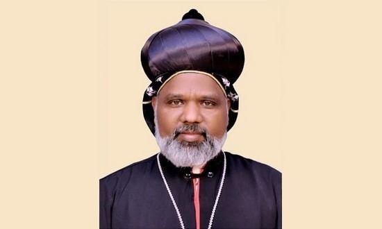 Vincent Mar Paulos Bishop Vincent Mar Paulos Bishop of Marthandom Diocese Vincent Mar