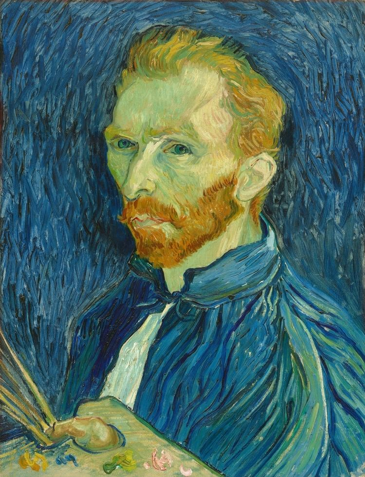 Vincent van Gogh Vincent van Gogh chronology Wikipedia the free encyclopedia