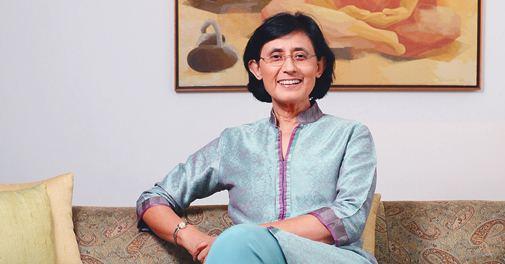 Vinita Bali Most Powerful women in Indian Business Vinita Bali