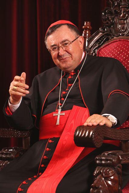 Vinko Puljić Biskupska konferencija Bosne i Hercegovine