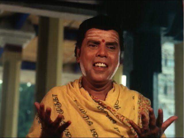 Vinnukum Mannukum movie scenes Jagadhala Pradhaban Movie Scenes SS Chandran Senthil shocked