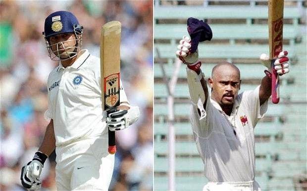 Vinod Kambli (Cricketer) in the past