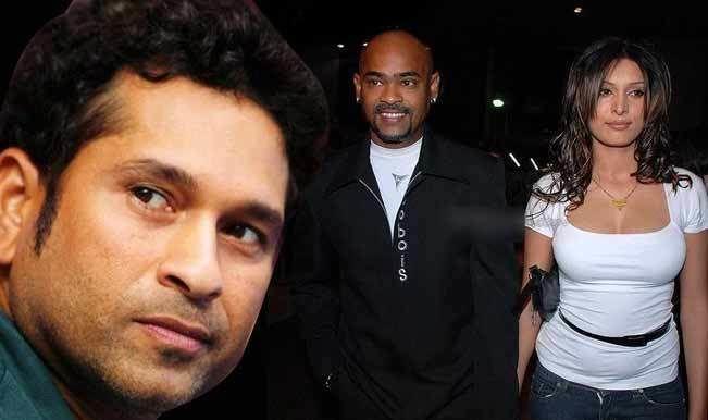 Vinod Kambli (Cricketer) family