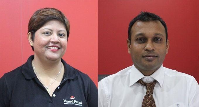 GM HR Development & Customer Service Ranju Kumar and Neelesh Singh GM Sales & Operations