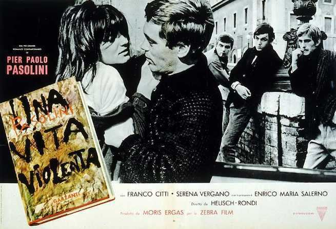 Violent Life Una vita violenta 1962 FilmTVit