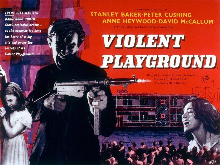 Violent Playground Chroniques du Cinphile Stakhanoviste Violent Playground Basil