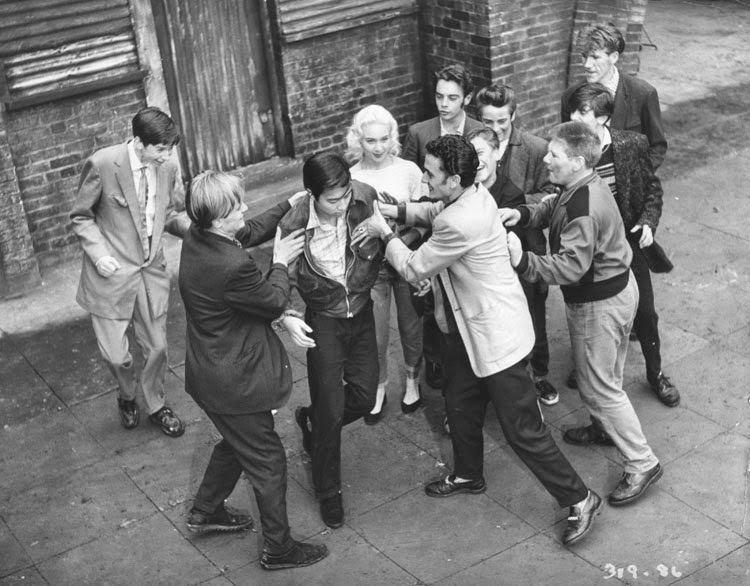 Violent Playground So It Goes Violent Playground 1958