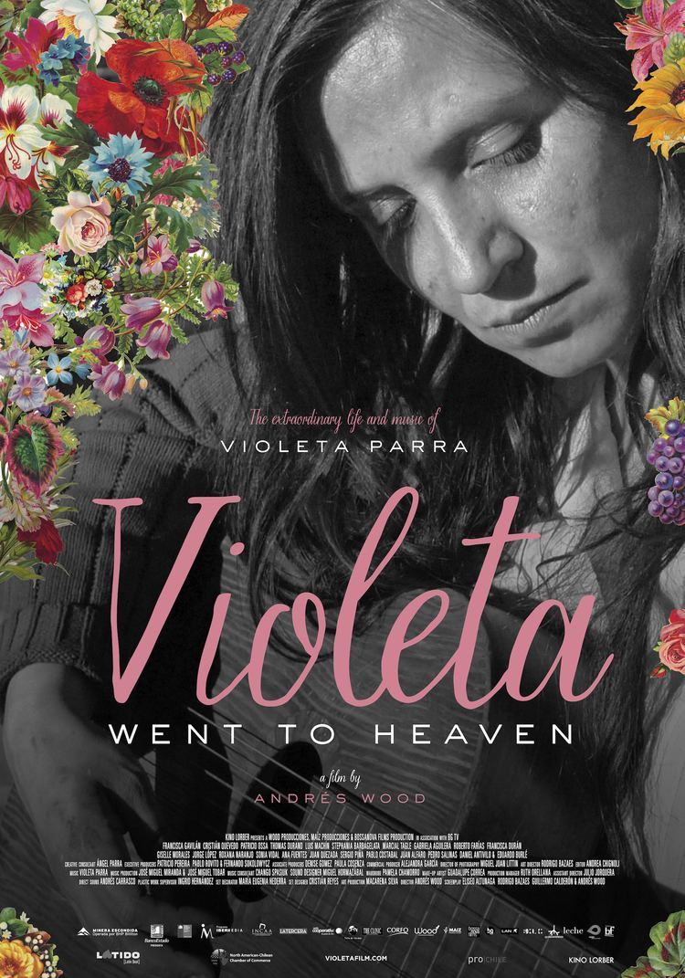 Violeta Went to Heaven Violeta Went to Heaven Kino Lorber Theatrical