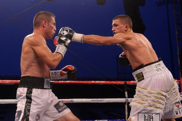 Viorel Simion Boxing Lee Selby finds it tough as he defeats star Simion Wales