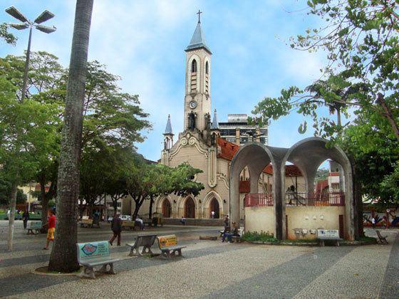 Viçosa Minas Gerais fonte: alchetron.com