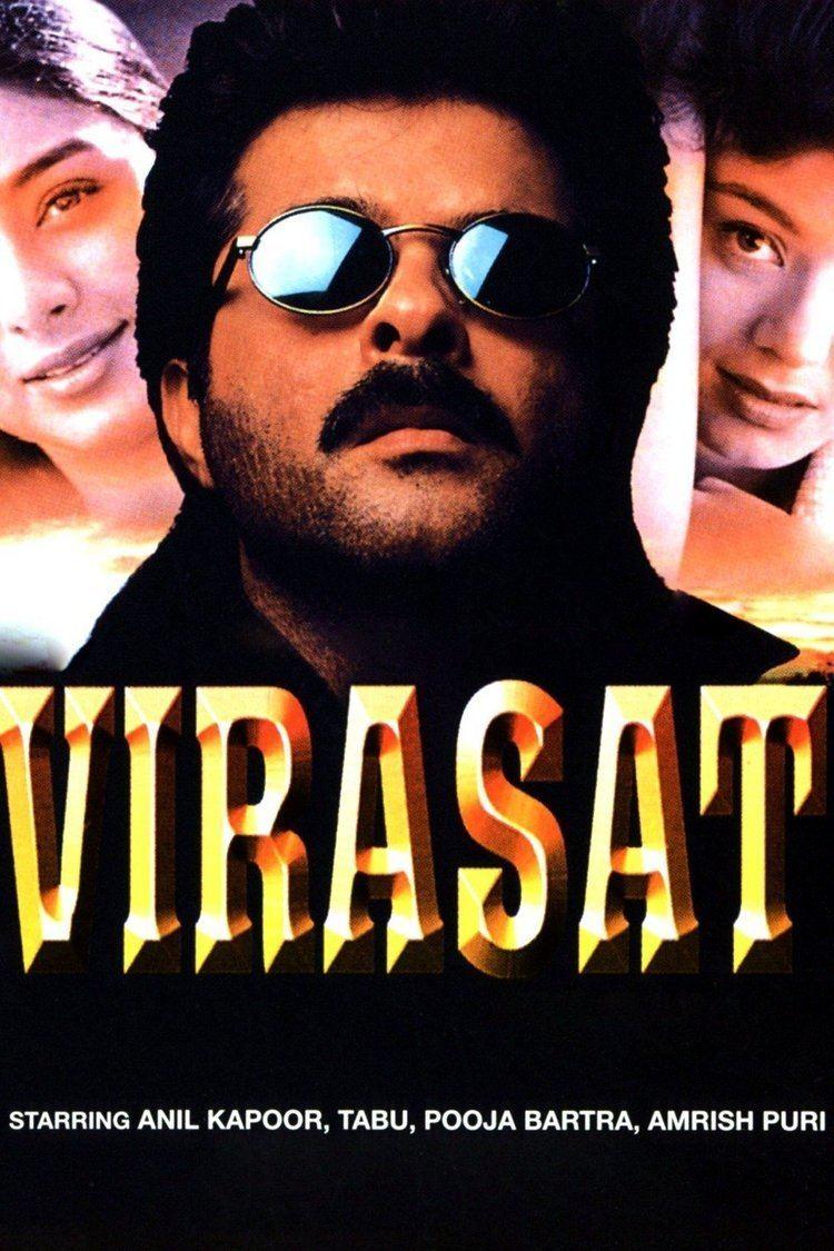 Virasat (1997 film) wwwgstaticcomtvthumbmovieposters70712p70712