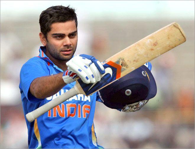 Virat Kohli (Cricketer)