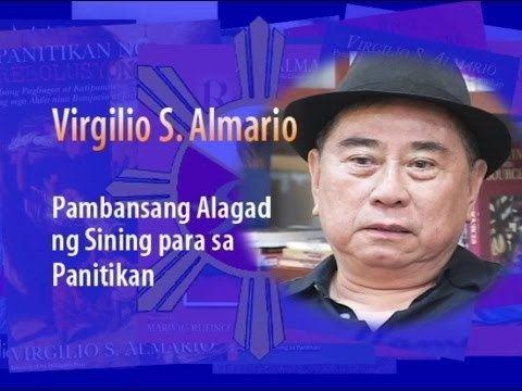 Virgilio S. Almario Akdang Buhay Virgilio S Almario YouTube