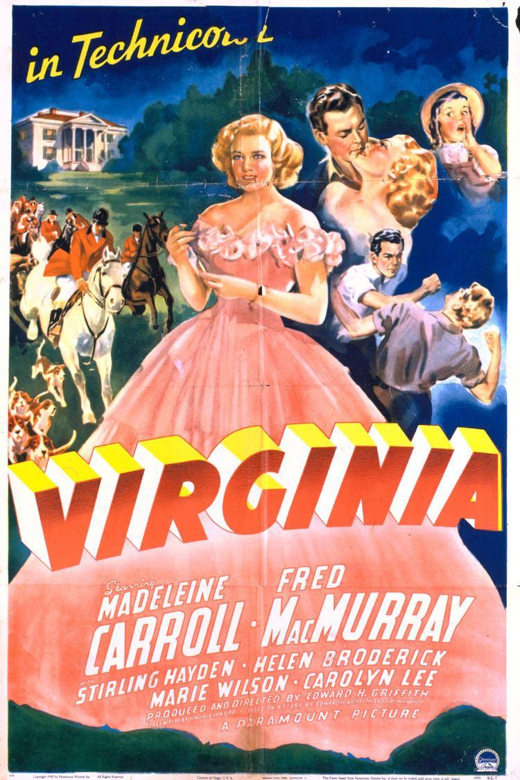 Virginia (1941 film) wwwgstaticcomtvthumbmovieposters38493p38493