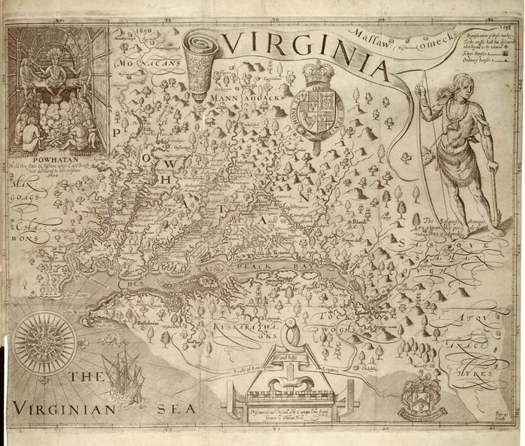 Virginia in the past, History of Virginia