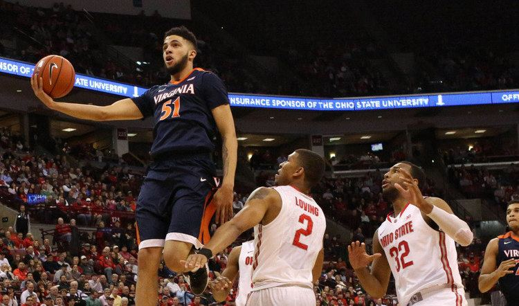 Virginia Cavaliers men's basketball Virginia to Host Ohio State in 2016 ACCBig Ten Challenge