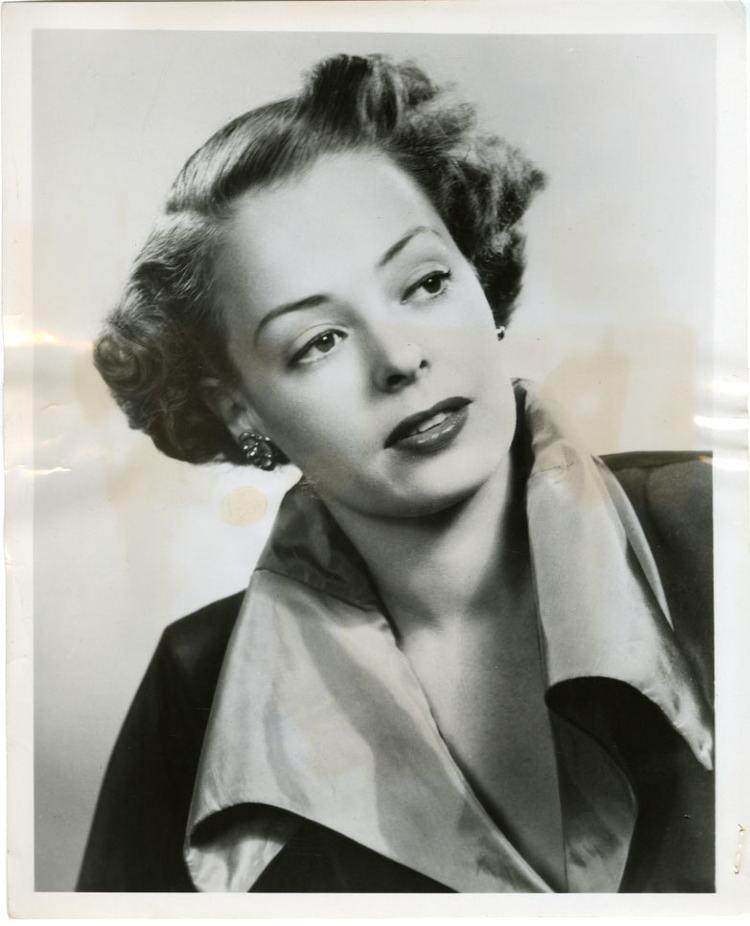 Virginia Gilmore VIRGINIA GILMORE VINTAGE PUB STILL 1950 PHILCO