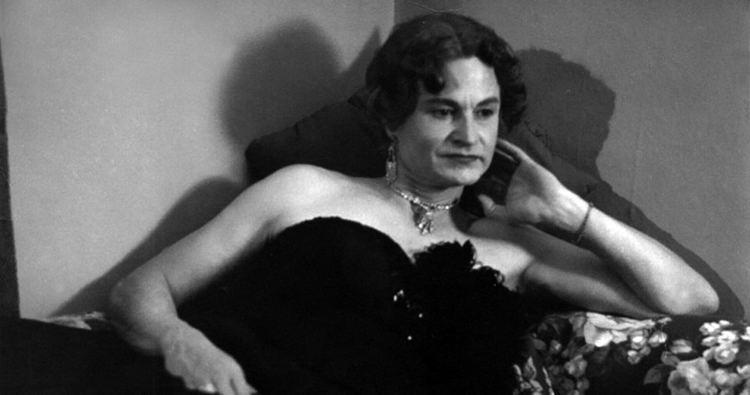 Virginia Prince Transgender Pioneers Virginia Prince Frock Magazine for
