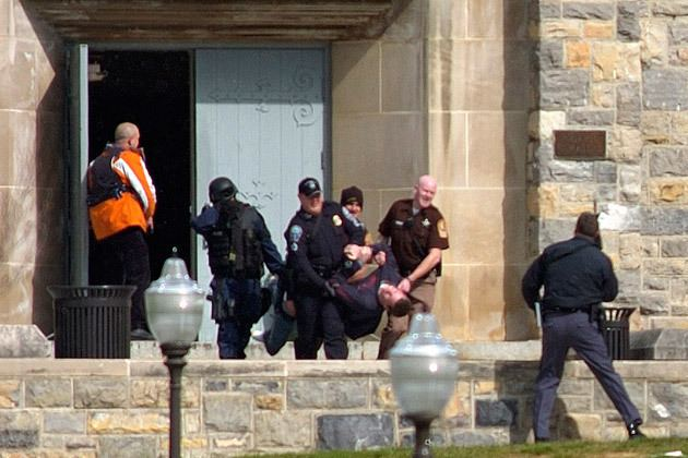 Virginia Tech shooting Mass Shootings Do Little to Change State Gun Laws ProPublica