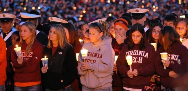 Virginia Tech shooting Massacre at Virginia Tech Crime Magazine