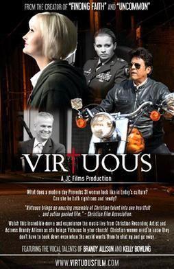 Virtuous (2014 film) movie poster