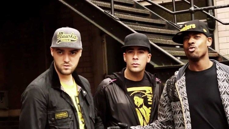 Virus Syndicate DJ Yoda Feat Virus Syndicate quotThe Interviewquot OFFICIAL