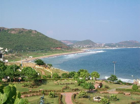 Visakhapatnam Beautiful Landscapes of Visakhapatnam